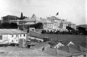 Palácio de Belém em 1903