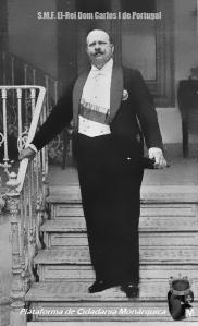 Rei Dom Carlos I de Portugal